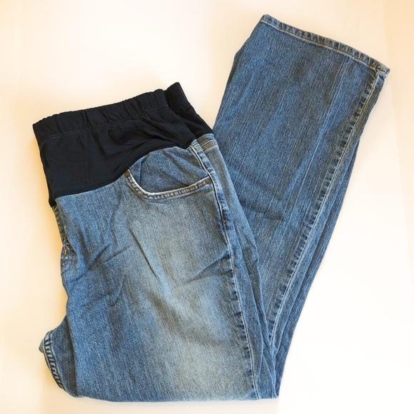 Liz Lange Denim - Liz Lange Maternity Jeans, size 14